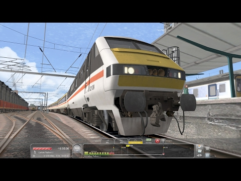 Train Simulator 2017: Class 90/DVT Polmadie-Carlisle