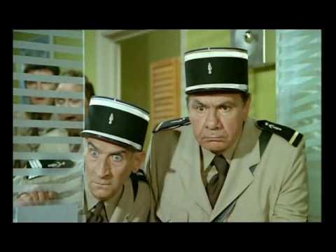 Csendőr és a csendőrlányok (Louis De funes)