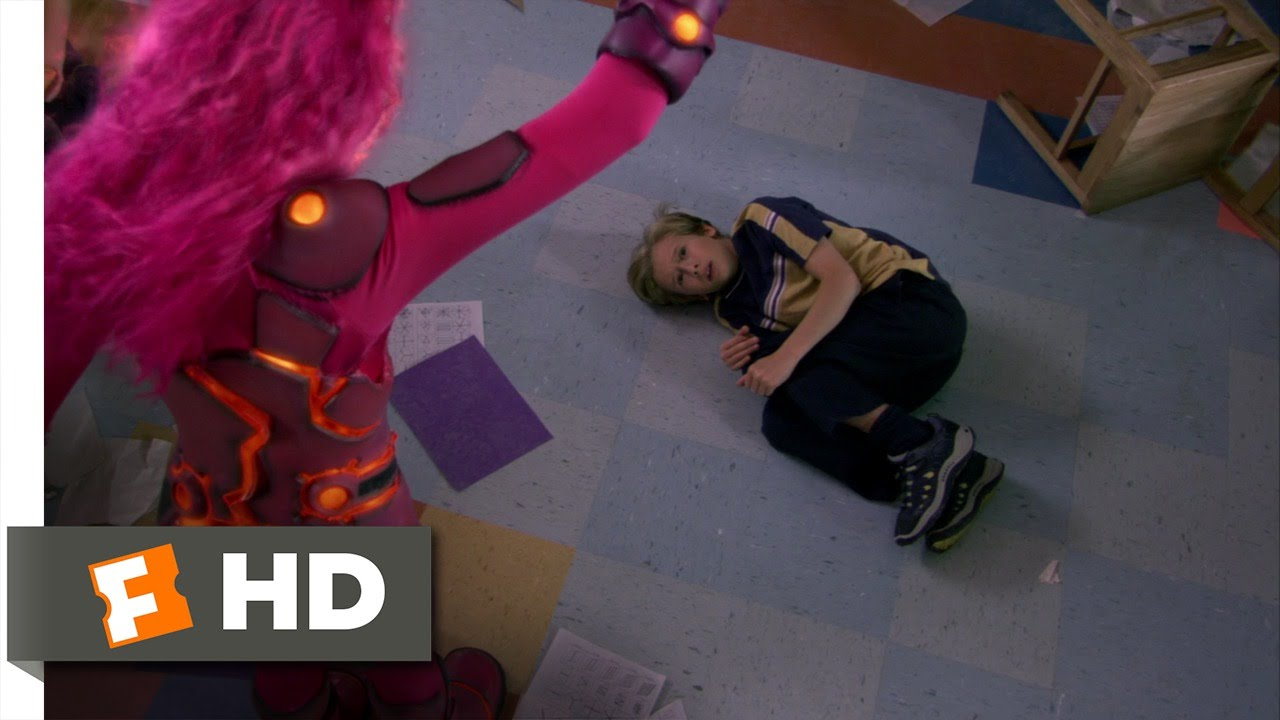 Sharkboy And Lavagirl 3-D 312 Movie Clip - Come With Us -5669