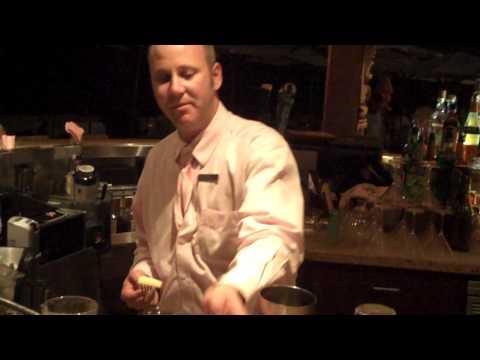 2010 Offshore EMA - Joey the bartender makes a Smokin' Mai Tai