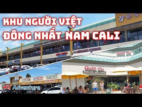 Khu Người Việt Lớn Nhất Cali Ở Mỹ - Cuộc Sống Sinh Hoạt Người Việt - Little Saigon Quận Cam #56
