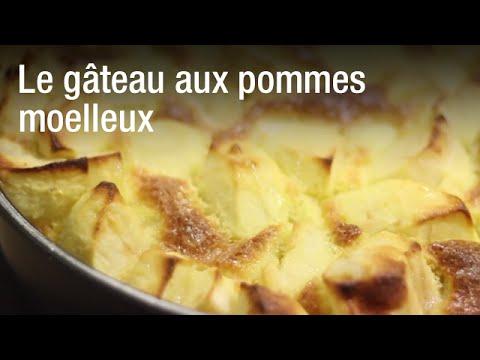 recette-du-gâteau-aux-pommes-moelleux-en-moins-de-15-minutes-!