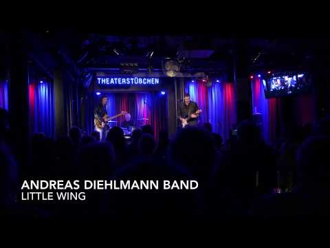 Andreas Diehlmann Band - Little Wing - Bluesrock!