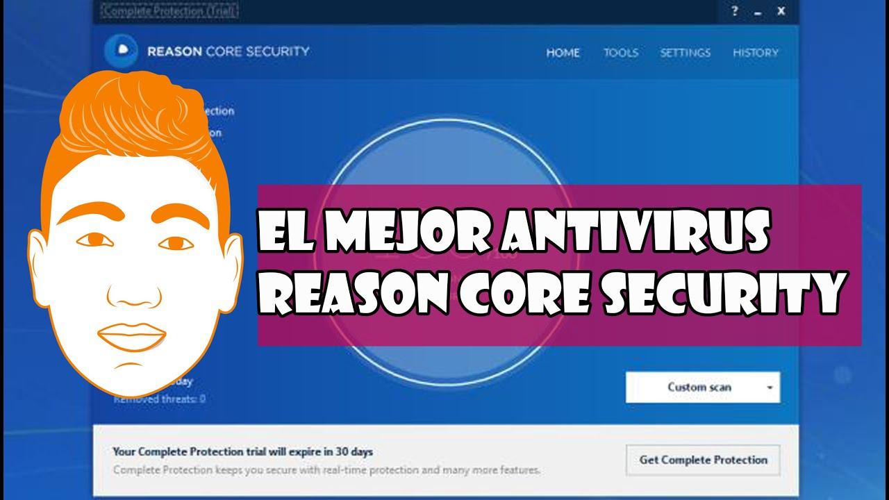 бесплатный ключ reason core security