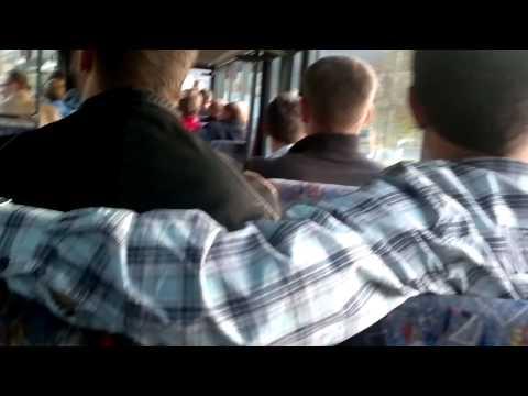 31.10.2011 Die geilste Busfahrt aller Zeiten. Nazza/Mihla
