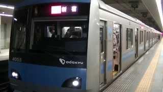 "小田急4000形(2代) Japan train ""Odakyu 4000gata"""