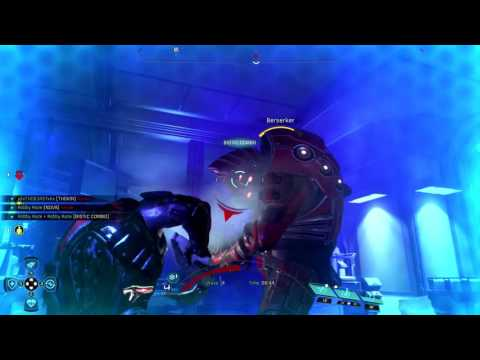 Mass Effect Andromeda Multiplayer: Level 20 Human Vanguard Gameplay Commentary- Gold Certified!