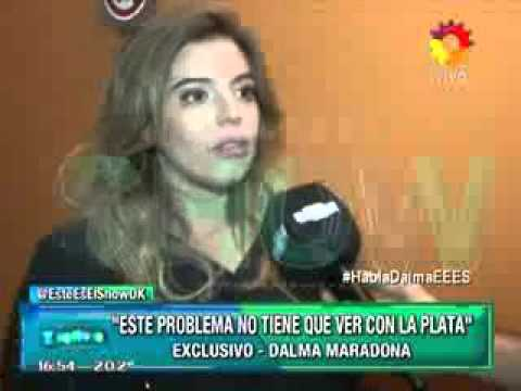 Dalma Maradona, podría estar en el Bailando
