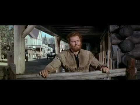 Howard Keel Seven Brides For Seven Brothers Beard