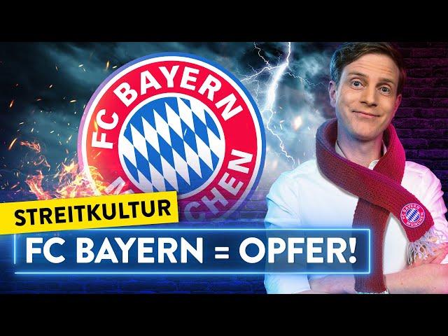 Hass auf den FC Bayern zeigt, wie kaputt unsere Streitkultur ist   WALULIS STORY SWR3