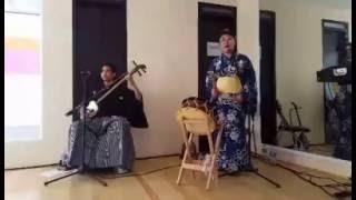 小喜楽 KOKIRAKU 三味線:ロドリゲス・ホルヘ 唄・太鼓:高橋みゆき メ...
