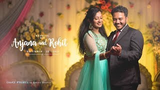 Anjana & Rohit Wedding Highlight 4K