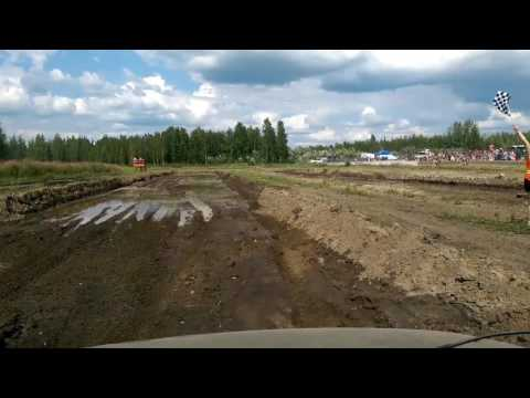 Subaru Justy, North Pole mud drags