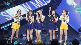 [예능연구소 직캠] 레드벨벳 파워 업 1위 앵콜 @쇼!음악중심_20180818 Power Up Red Velvet in 4K MP3