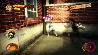 Lollipop Chainsaw Part 2 - Badminton, Bass Guitar and Masturbation