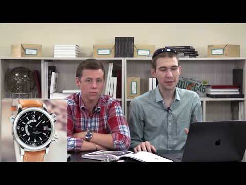 Wednesday With Brian: Habring V. Nomos, 3-Watch Collection; Favorite Independent Watch Brands