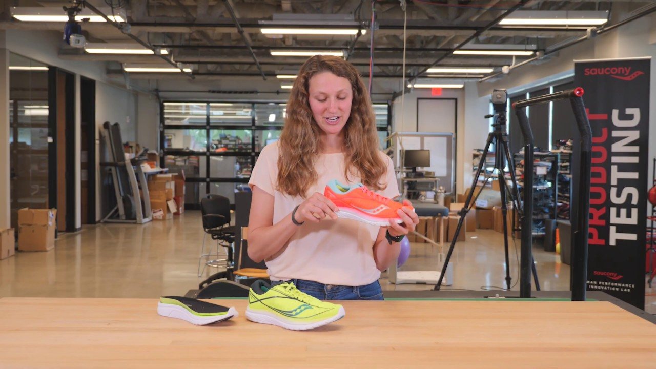 Kinvara 10: Perfect lightweight, cushioning shoe