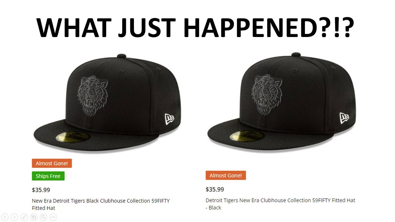 Lids And Fanatics What Just Happened Youtube
