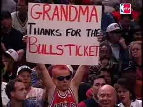 1996 Chicago Bulls 72-10 (part 3)