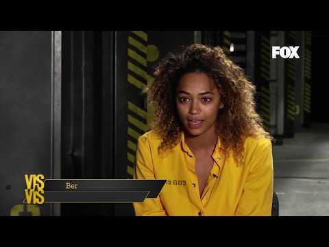 Vis a Vis en FOX 3x03 - Making of