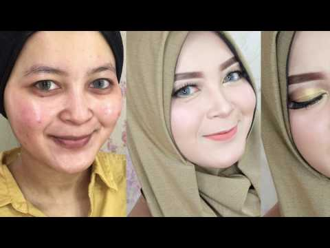 Tutorial makeup photoshoot / wisuda lengkap ( makeup client)   Ayyunazzuyyin