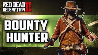 Red Dead Redemption 2 | Bounty Hunter Outfit - Elite Murfree Takedown | RDR2 | 1K Subs