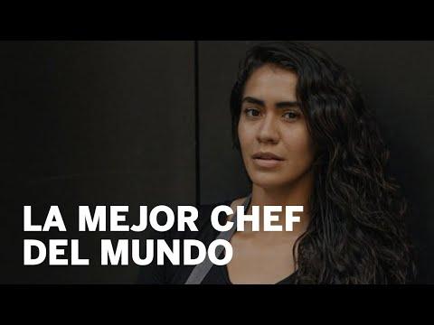 La MEXICANA Daniela Soto-Innes, nombrada MEJOR COCINERA DEL MUNDO
