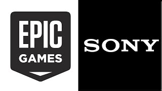 Sony Buy $250M Chunk of Epic Games