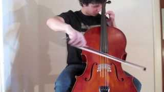 Dream Theater - The Best of Times Solo (On Cello)
