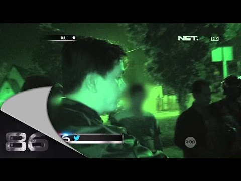 86 Insiden Dramatis Penggerebekan Pelaku Pencurian di Medan - AKP Sihombing
