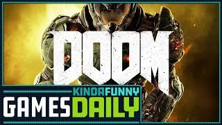 Doom: Is It Meant for Switch? - Kinda Funny Games Daily 09.21.17