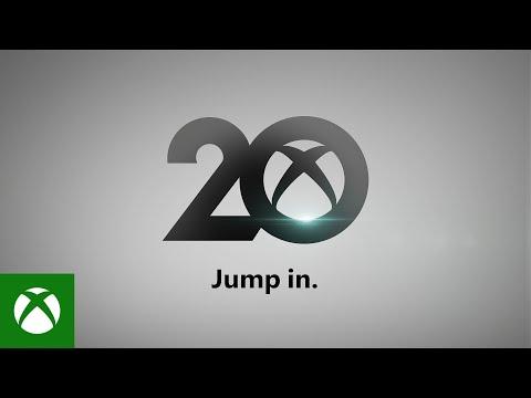 Xbox начинает праздновать 20-летие: знаковые игры, мерч и многое другое