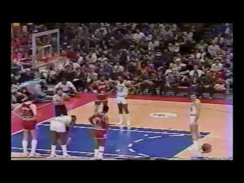 1984-85 Bulls vs. Sixers (2/8)