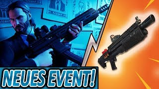 NOW JOHN WICK EVENT 😱🔥 FREE ITEMS 🤑 | HEAVY COMES BACK 💯 | Fortnite Battle Royale