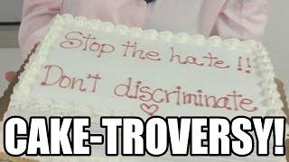 Bakery Refuses To Bake Anti-Gay Cake