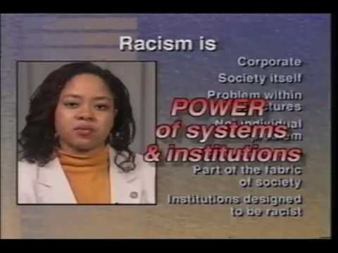racism definition Racism definition: 1 the belief that people's qualities are influenced by their race and that the members of other races are not as good as the members of your own, or the resulting unfair treatment of members of other races: 2 the belief that some races are better than others, or the unfair.