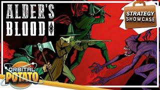 Alder's Blood - Turn-Based Strategy Game - Strategy Showcase