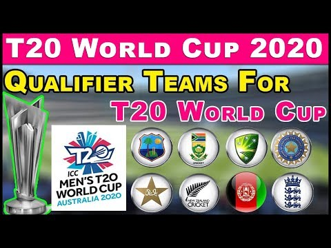 ICC T20 World Cup 2020  Direct Qualifiers Teams , Schedule, Venue, Date
