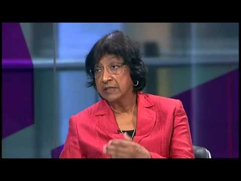 Navi Pillay comments on attack on Sunday Leader journalist and Lasantha Wickrematunge assassination