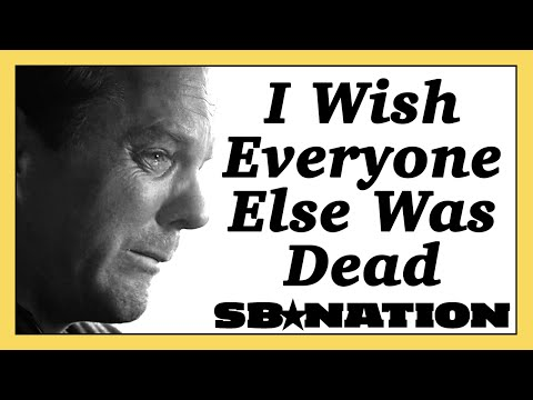 """I WISH EVERYONE ELSE WAS DEAD."" PRETTY GOOD, EPISODE 7."