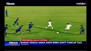 Cetak 4 Gol Tanpa Balas, Timnas U-16 Indonesia Gilas Filipina - iNews Malam 16/09