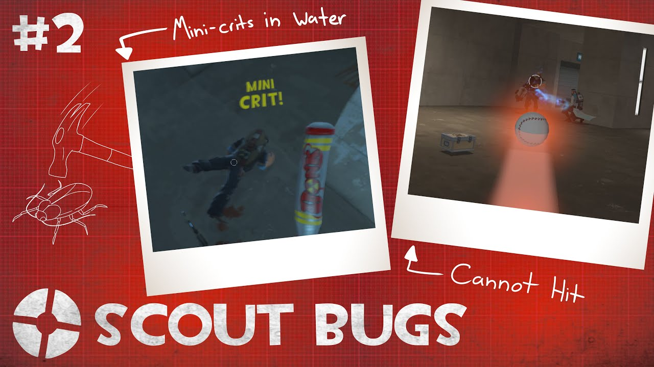 TF2 Bug Busters: Scout Bugs