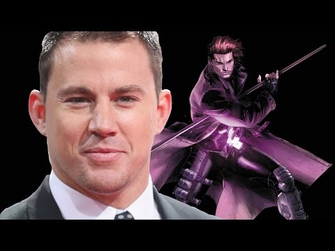 Channing Tatum Gambit X Men Movie Moving Forward