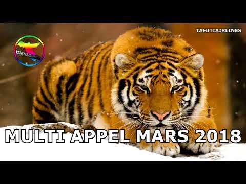MULTI APPEL MARS 2018