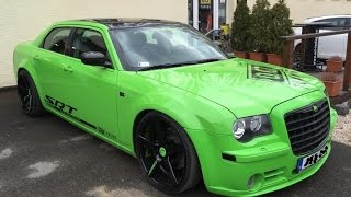 Chrysler 300C 650LE by O.CT Tuning