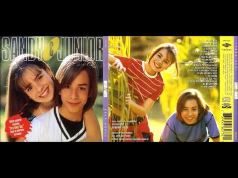 Sandy & Junior - Sonho Azul (1997) [Álbum Completo]