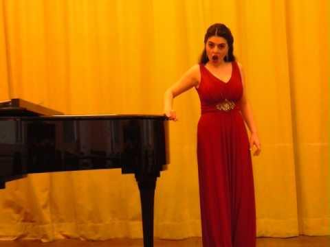 Defne Aydin: W. A. Mozart -Cosi Fan Tutte - Temerari... Come Scoglio