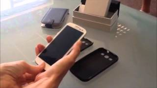 Samsung Galaxy S3 Unboxing by Proporta Thumbnail