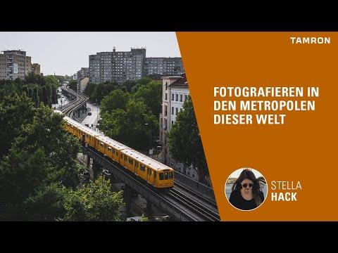 Fotografieren in den Metropolen dieser Welt – Die Reise-Fotografin Stella Hack