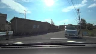 HDR-MV1車載動画撮影テスト【広角レンズが楽しい!】